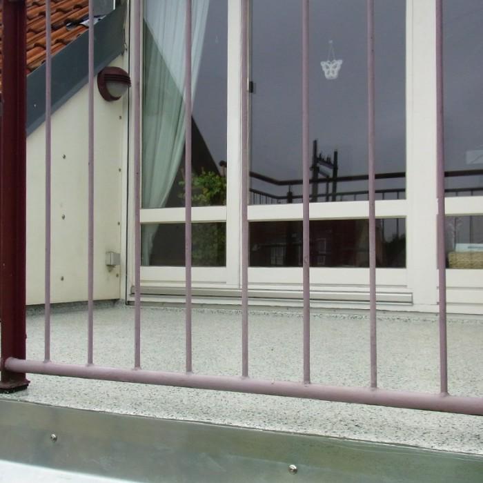 Balkon-Enkesystem