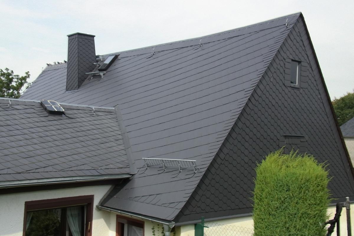 steildach flachdach dach tec. Black Bedroom Furniture Sets. Home Design Ideas