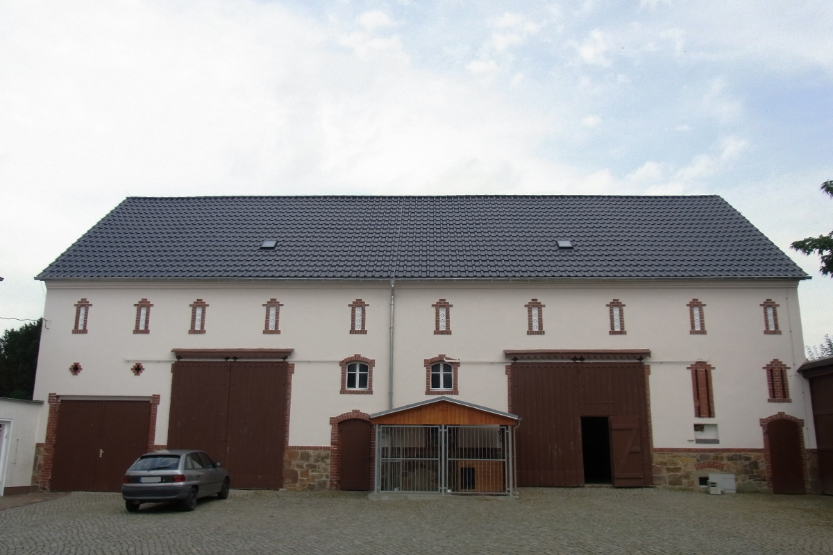 Metrotile-Dach